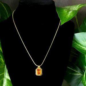 Premier Designs Gold-Tone Choker Necklace